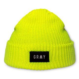 GORRO Grimey Yellow