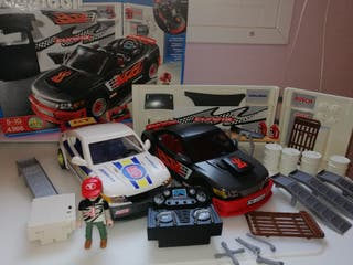 Lote de coches Tunning Playmobil Ref. 4365 y 4366
