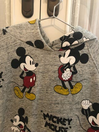 Vestido sudadera Mickey