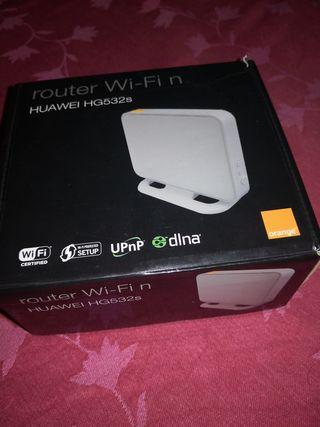 router wifi huawei HG532s
