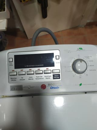 lavadora de carga superior.