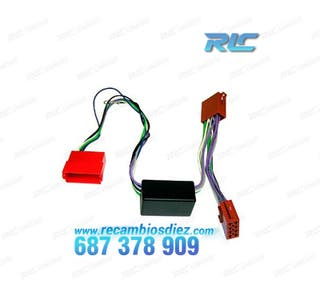 CABLEADO INTERFACE AUDI VW,ALTAVOCES BOSE