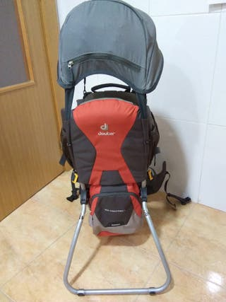 Mochila porta bebé de montaña Deuter Confort Kid