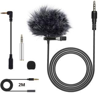 Micrófono de Solapa, Stone TH Omnidireccional