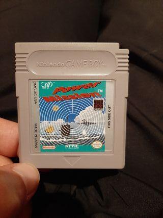 Game boy Power Mission