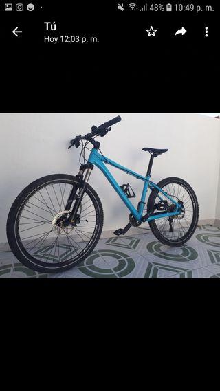 bici de montaña 27,5