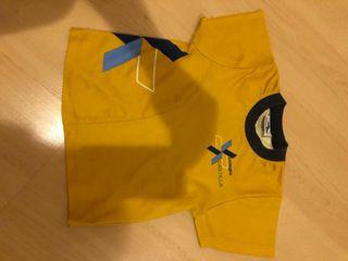 Camiseta deporte,talla 3