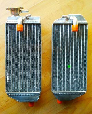 Radiadores Gasgas