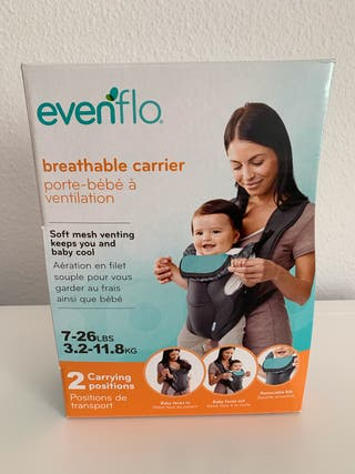 Porta bebés nuevo de EVENFLO