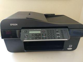 Impresora Escaner Fax Epson