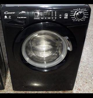 lavadora secadora candy