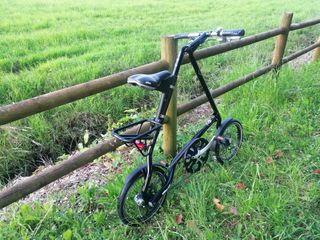 Se vende bici Strida plegable