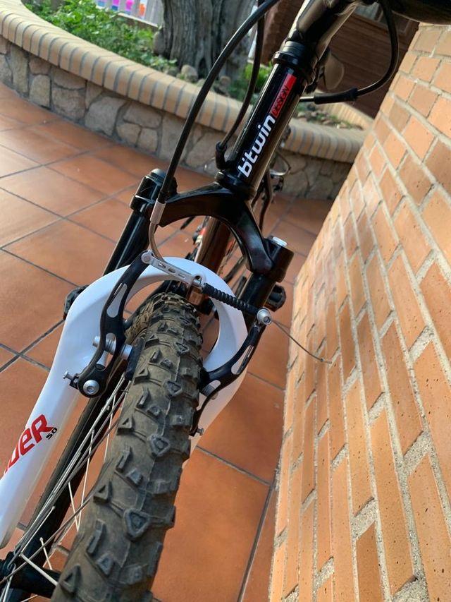 Bicicleta infantil 24''