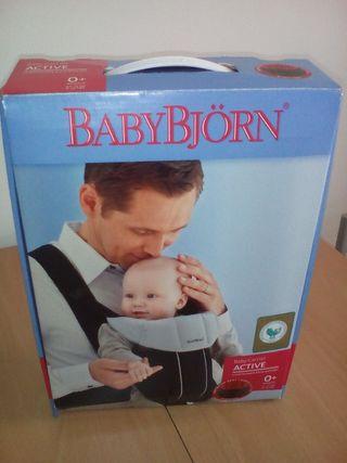 Mochila Portabebés BabyBjörn Nueva