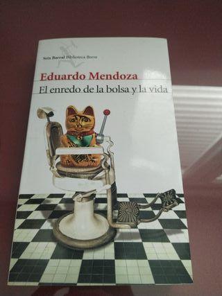 libro Eduardo Mendoza