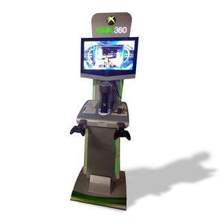 Mueble demo Xbox 360