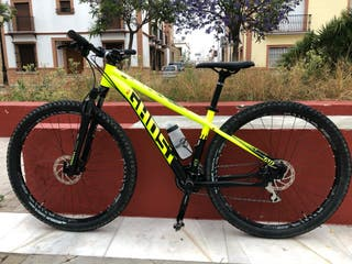 "Bicicleta GHOST 29"""