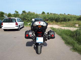Vendo moto Suzuki VStrom 650 ABS
