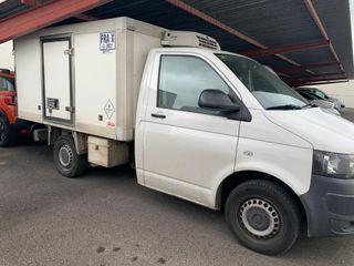 volkswagen transporter frio/isotermo