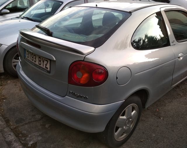 Renault Megane Coupé 1.6 16v Sportway