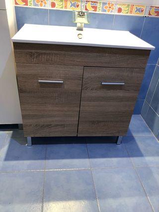 Mueble de baño seminuevo