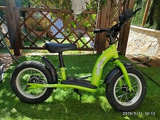 Bicicleta para niños de 30.5cm - 12 pulgadas