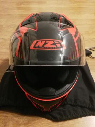 Casco moto NZI nuevo