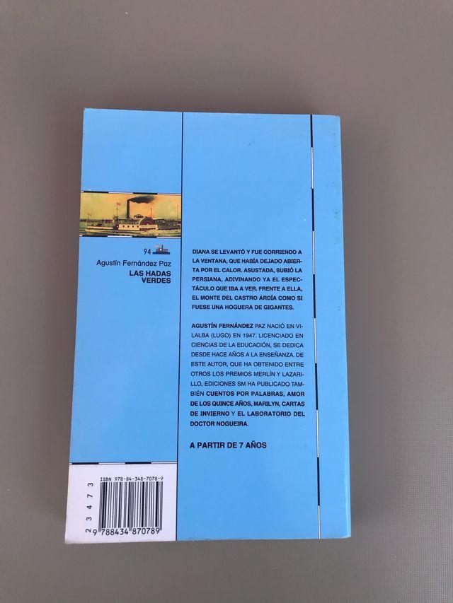 Libro: Las hadas verdes