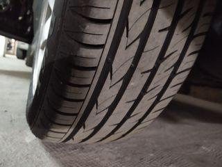 2 neumáticos nuevos 205/55/16