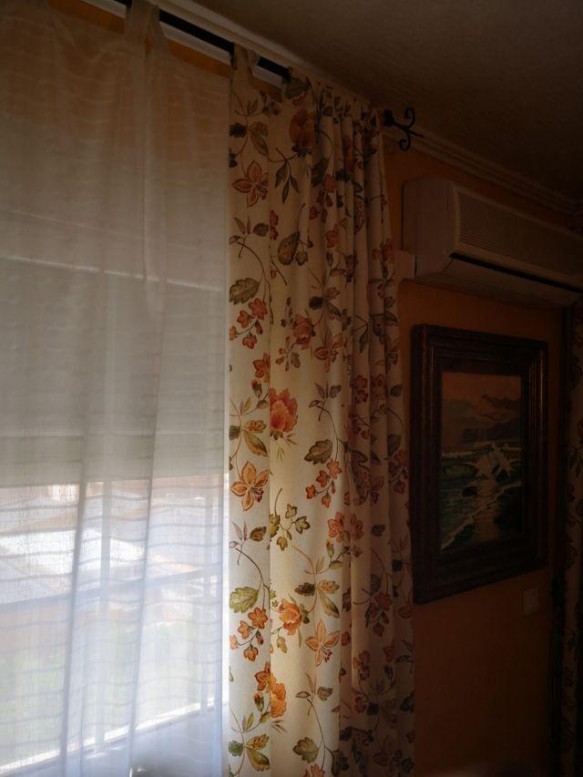 cortina on barra