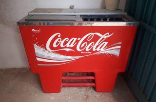 Nevera Coca-Cola