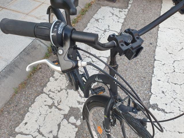 Bicicleta Urbana Elops 3 Decathlon