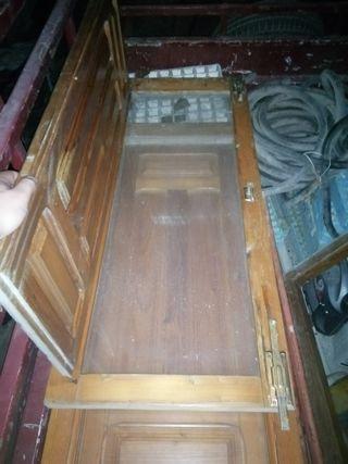 ventana d madera