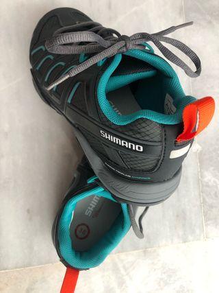 Zapatillas SHIMANO Shwm34 (MTB/Spinning)
