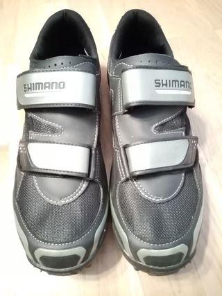 NUEVAS SIN ESTRENAR!! zapatillas ciclismo SHIMANO