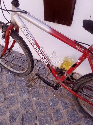 vendo bici de montaña