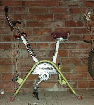 bicicleta gacela,rueda maciza,ideal decoración