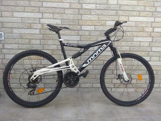 "Bicicleta MTB Moma 26"""