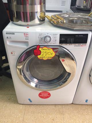Lavadora y secadora 9kg nueva a estrenar