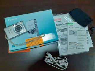 Cámara de fotos digital, Canon PowerShot SD600