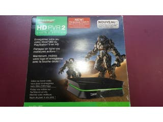 Capturadora Hauppauge HDPVR2