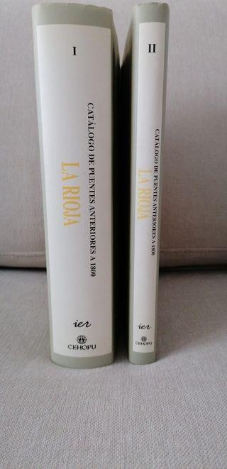 Catálogo de Puentes