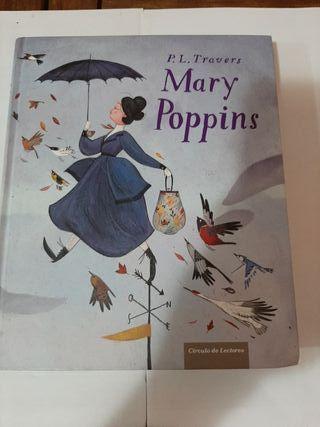 Libro de Mary Poppins
