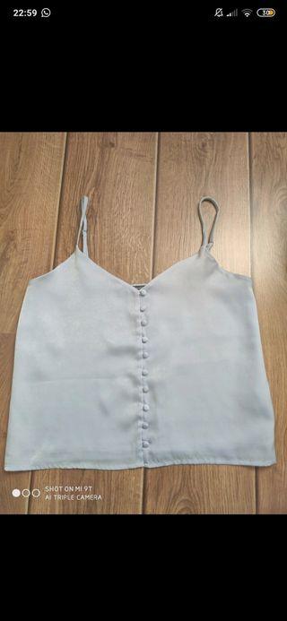 camisa detalle botones