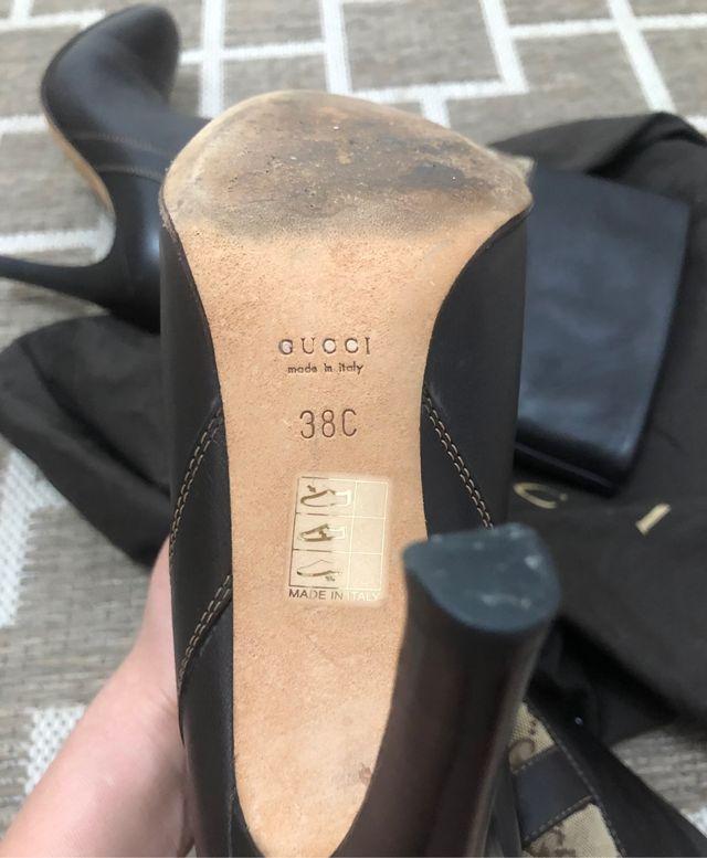 Botas Gucci