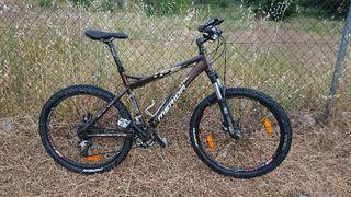 Bici Merida TFS 850