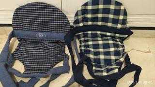 mochila porta-bebe