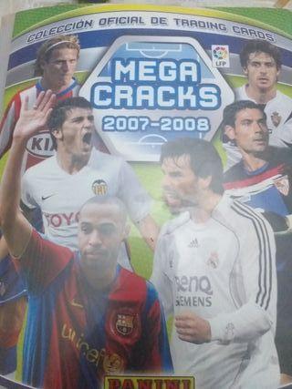 coleccion megacracks 2007/08