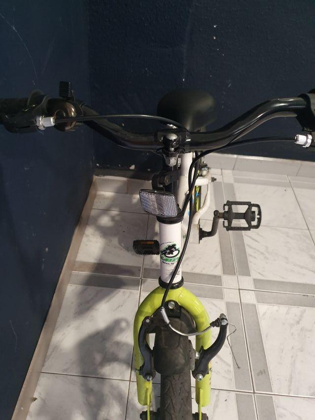 bicicleta infantil 4/6 años