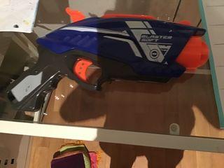 Nerf Blaster Soft Mini